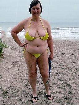 full-grown mom bikini crude full-grown pics