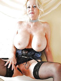 blonde mature sluts photograph