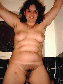 wild mature busty brunette photos