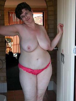 undisguised chubby milf mature trainer