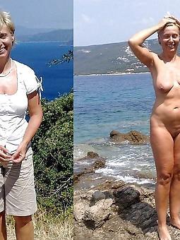ladies dressed and undressed xxx pics