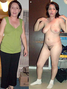 women dressed coupled with undressed easy bared pics