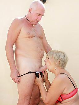 sexy granny nourisher seduction