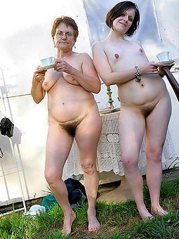 hairy mature ladies stripping