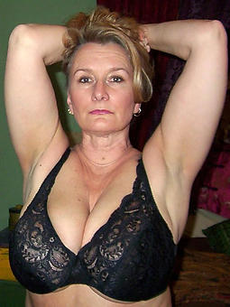 charming hot in one's birthday suit older ladies pics