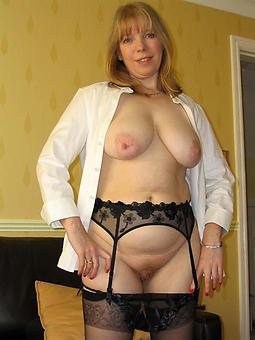 spectacular mature moms big pest nude photos