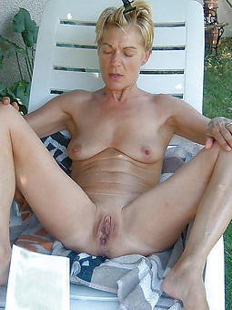mature landed gentry outdoors seduction