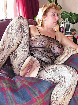 old ladies in pantyhose porno pics