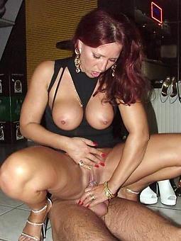 mature lady gets fucked seduction