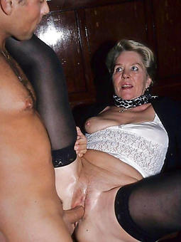 amature gender a mature lady