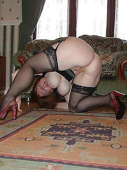 adult ladies in stockings added to suspenders unorthodox scant pics