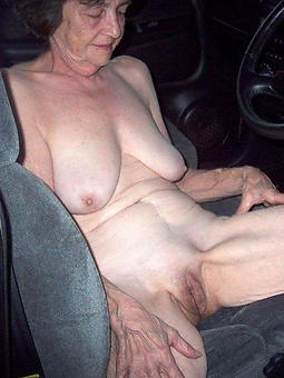 nice old adult granny