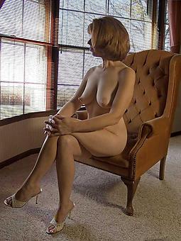 naked landed gentry high heels seduction