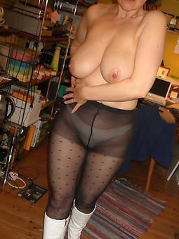 old lady in pantyhose truth or try one's luck pics