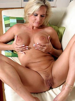 naked old lady by oneself stripping