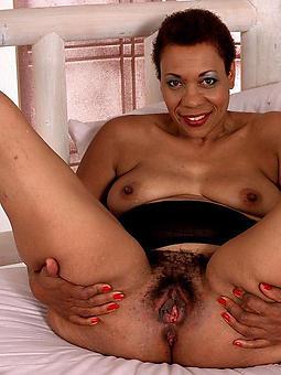 reality mature nude black women