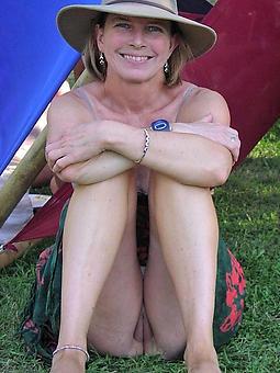 hot old woman upskirt stripping