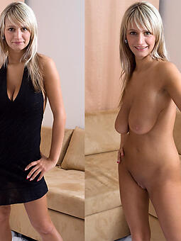 reality girls dressed and undressed