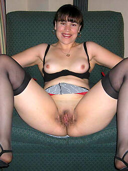 luring hot matures in stockings pics