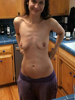 skinny moms nude stripping