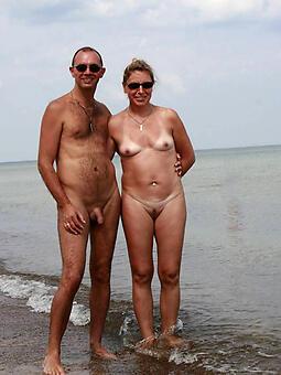 hot age-old lady on beach layman free pics