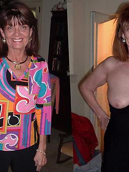 untalented hot column dressed then undressed