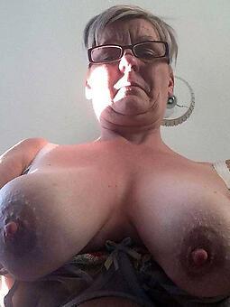 hotties unmitigated mature tits