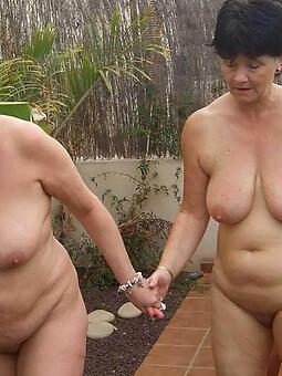 hotties aged lady lesbian copulation photo