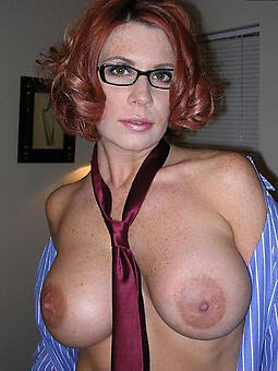 super sexy venerable lady glasses