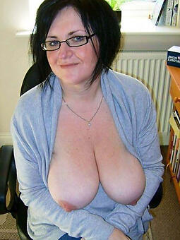 of age broad in the beam boobs Bohemian naked pics