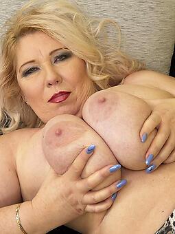 pulling big bowels mature mom