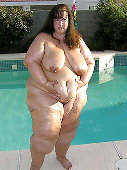pretty obese mom porn
