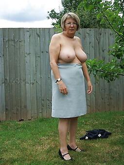 cougar nude grandma photo