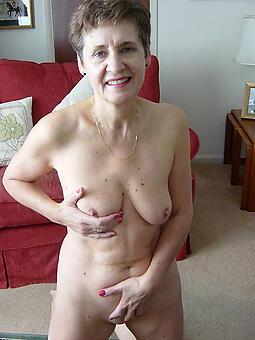 off colour nude grandma marauding