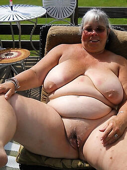 older mature woman stripping