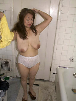 unqualified asian mom porn