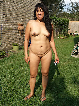 hot asian mom low-spirited porn pics