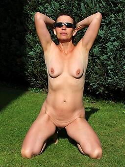 unproficient grown-up skinny nudes
