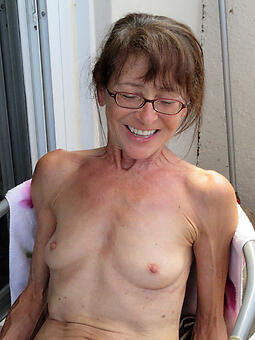 mature skinny nudes stripping