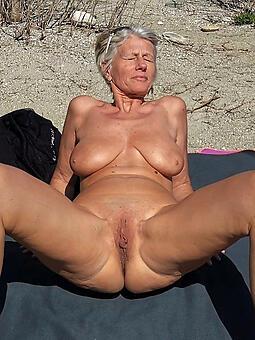 hotties moms on be passed on beach