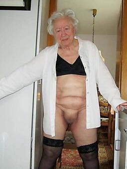 transparent defoliate grandmothers