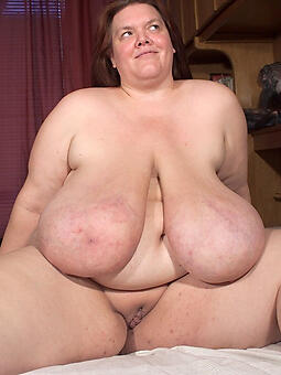 unpractised big of age tits