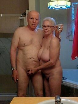 hotties nude mature couple