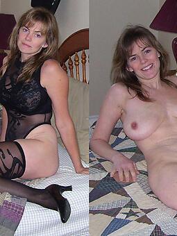 hotties mammy dressed undressed