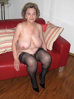 porn pictures of despondent grandmothers