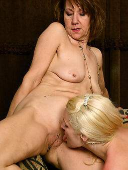 verifiable old daughter lesbians