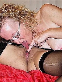 old lady of a female lesbian porn