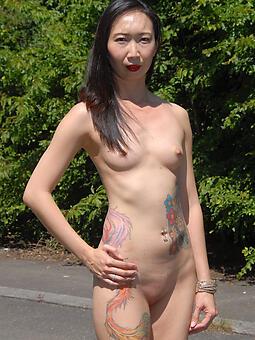 asian mature woman levelling
