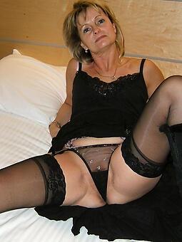 hot matures respecting undies free porn pics