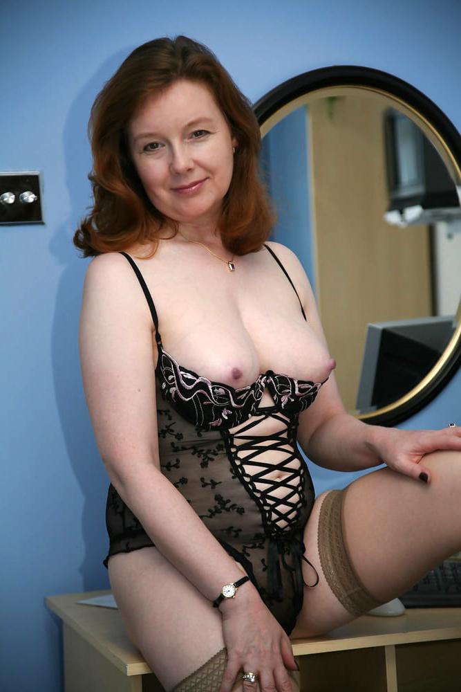 Lady striptease mature Female farmers